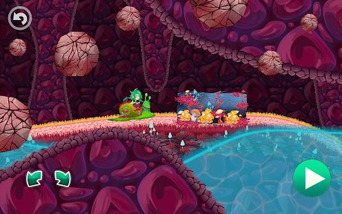 Magic Elf Fantasy Forest Run screenshot