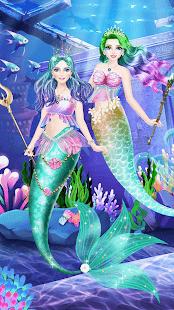 Mermaid-Princess-Beauty-Salon 1
