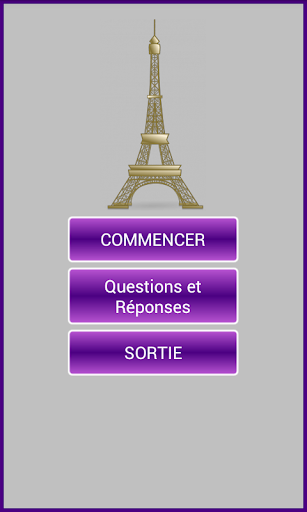 Tests of French