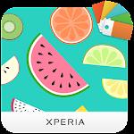 Xperia™ Fruit Salad Theme Icon