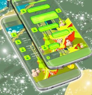 Láska SMS téma 2017 - náhled
