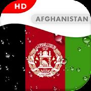 Afghanistan Flag 3D live wallpaper