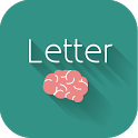 Letter Brain -  Word Puzzle icon
