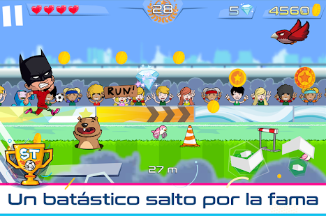 Striker Trophy: running to win: miniatura de captura de pantalla