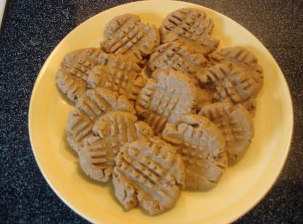 Cinnamon Ginger Spice Cookies - Low Sugar/diabetic Friendly Recipe