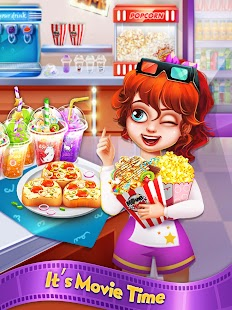 Movie Night Party!- screenshot thumbnail