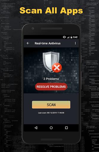 Real Antivirus & Cache Cleaner 11.0.6 screenshots 2