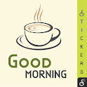 Good Morning Sticker and Quotes for WA icon