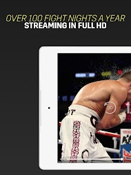 DAZN Live Fight Sports: Boxing, MMA & More APK screenshot thumbnail 12
