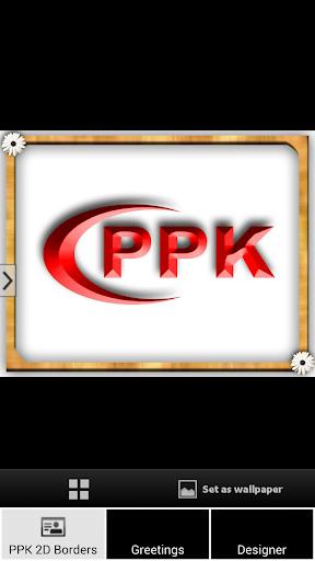 PPK 2D Borders