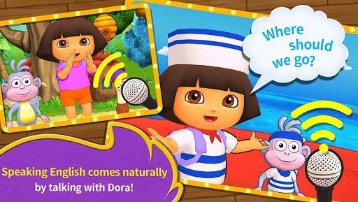 Dora's English Adventure screenshot