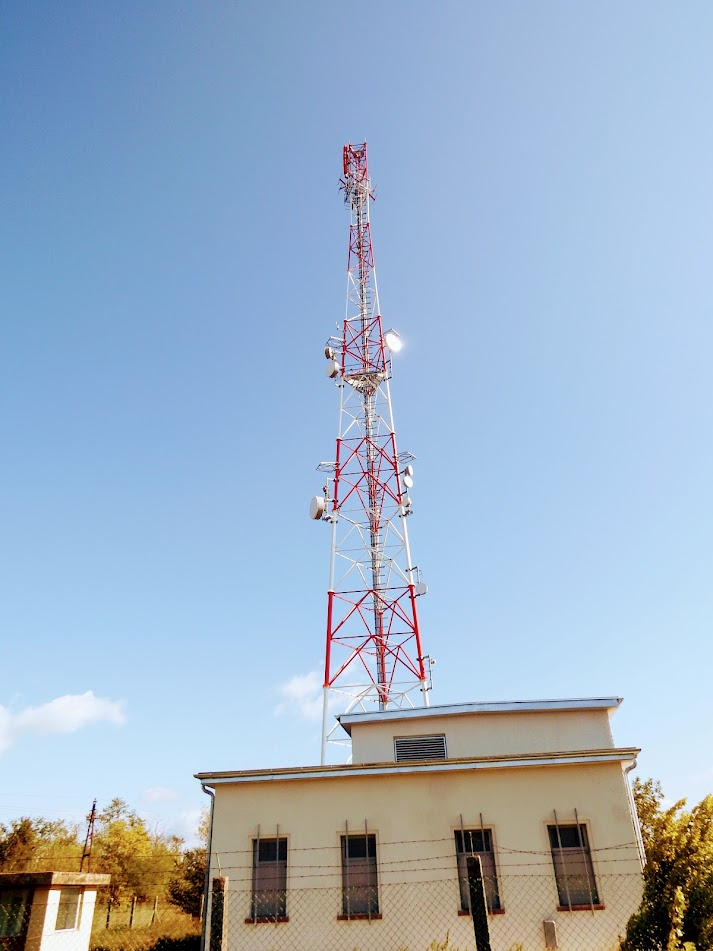 Siófok/Balatonszabadi-Sóstó - URH-FM+DVB-T adóállomás