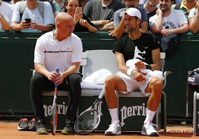 """Djokovic werkt aan terugkeer mét nieuwe coach: """"Welkom Radek!"""""""