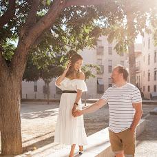 Wedding photographer Nastasiya Gusarova (nastyagusarova). Photo of 27.05.2017