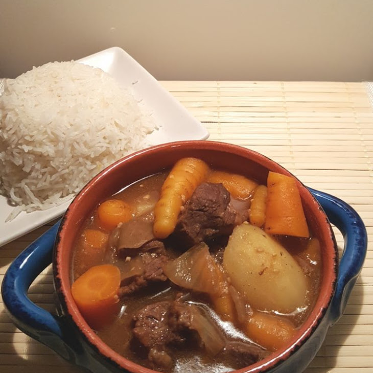 Pressure Cooker Beef Curry