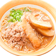 Gold Kome Miso Ebi-Fried Shrimp Ramen