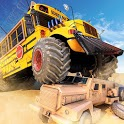 Monster Bus Derby Destruction 2020 Crash Stunts icon