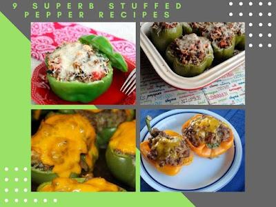 9 Superb Stuffed Pepper Recipes