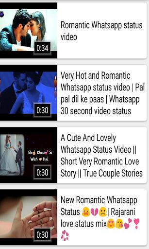 Download Romantic Song Video Status 2018 Google Play