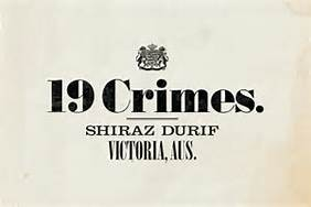 Logo for 19 Crimes