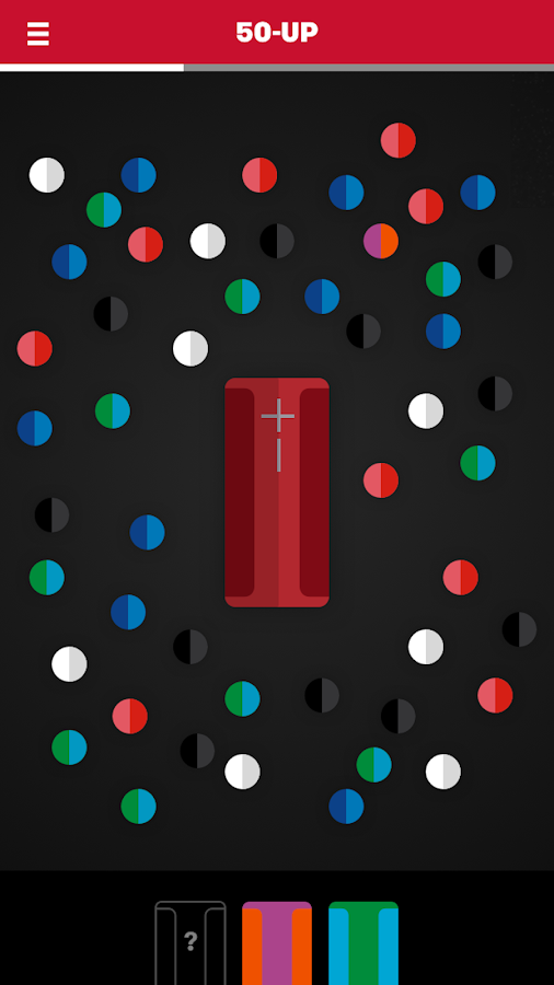 UE MEGABOOM- screenshot