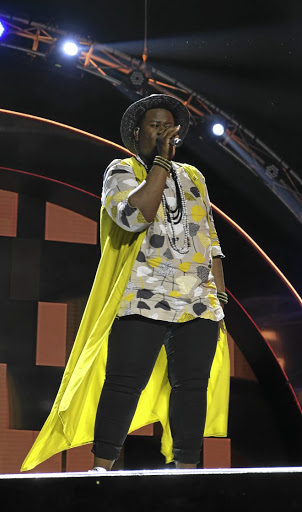 'Idols contestant King B is clinching votes with every performance in the singing competition.