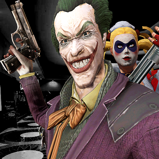 Killer Clown Neighbor Robbery