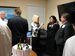 Photo: This was a great event! Be sure to visit www.504blog.com tokeep up with everything happening at Mercantile Capital Corporation!