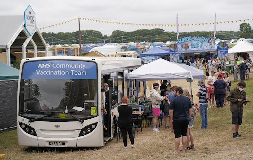 Latitude festival offering on-site COVID-19 vaccinations this weekend