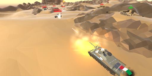 Poly Tanks: Massive Assault 1.2.0.3 screenshots 5