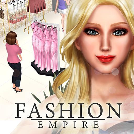 Fashion Empire - Boutique Sim 角色扮演 App LOGO-APP開箱王