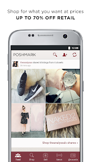 Poshmark - Buy & Sell Fashion screenshot 01