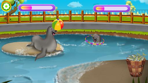 Girls Fun Trip - Animal Zoo Game  screenshots 9