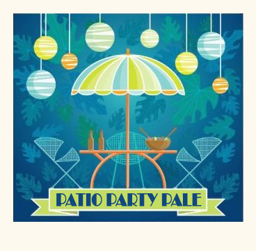 Logo of O-Töwn Patio Party Pale