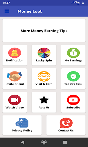 Money Loot - Earn Money by Games & Tasks u2605u2605u2605u2605u2605 6.2 3