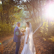 Wedding photographer Anastasiya Tischenko (prizrak). Photo of 09.10.2018