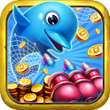Fishing Saga-Ace Fish Casino! icon