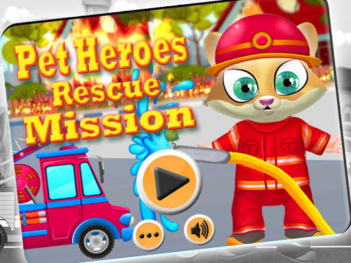 Pet Heroes: Rescue Mission