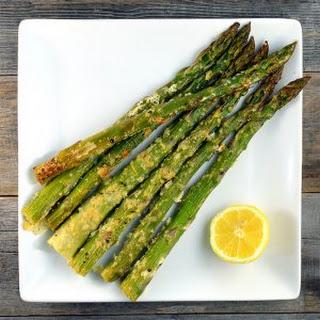 Parmesan Roasted Asparagus.