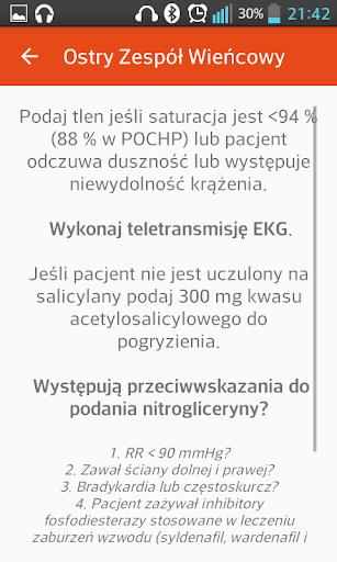 Ratownictwo medyczne algorytmy  screenshots 7
