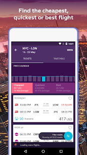 Cheap Flights & Hotels momondo- screenshot thumbnail