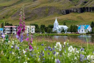 Photo: Seyðisfjörður, Island