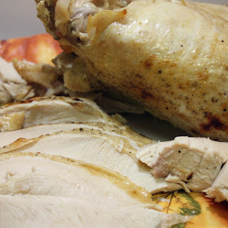 How to Brine and Roast a Turkey Breast.