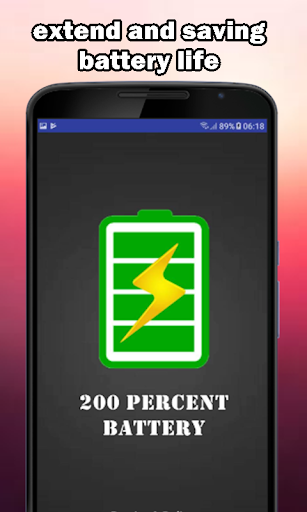 200 Percent Battery Screenshot 1