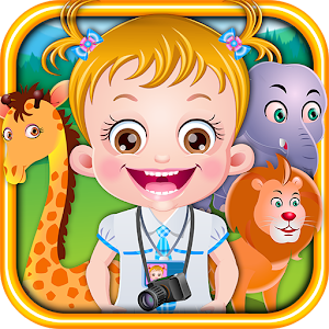 Baby Hazel Learn Animals for PC and MAC
