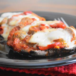 Portabello Pizzas Recipe