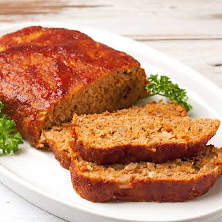 Barbecue Chicken Meatloaf.