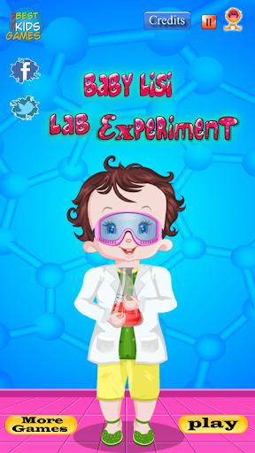 玩免費冒險APP|下載Baby Lisi Lab Experiment app不用錢|硬是要APP