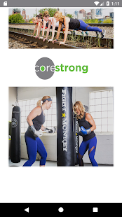 CoreStrong Covington - náhled