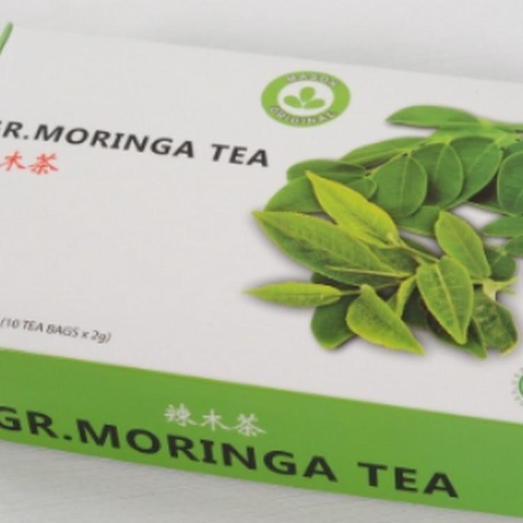 Mason Original GR Moringa Tea ( 2g x 10 tea bags ) by Atlantis Arena Sdn Bhd